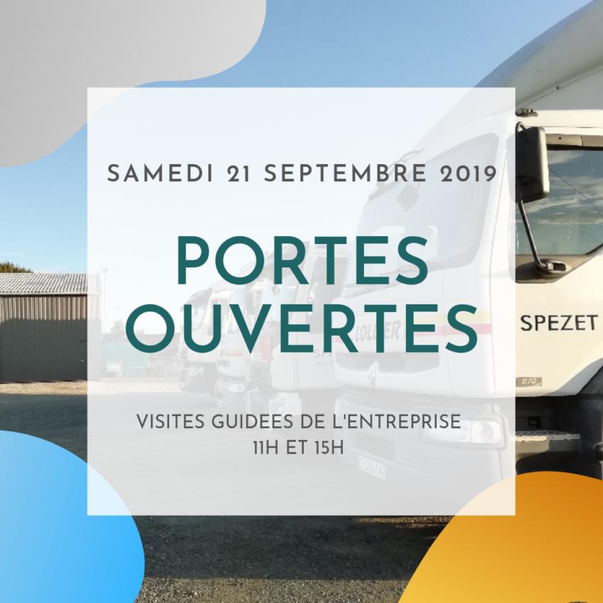 Portes ouvertes Lollier energie le samedi 21 septembre à Spézet